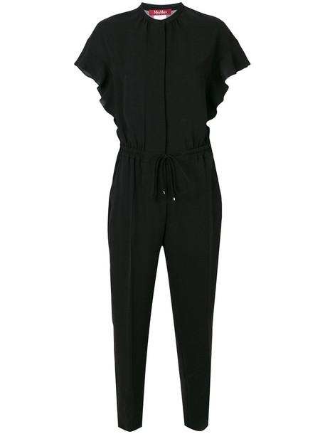 Max Mara Studio jumpsuit women black