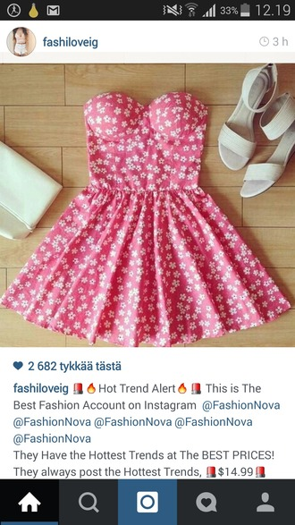 dress bustier dress