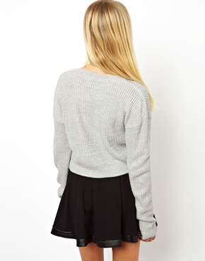 ASOS | ASOS Cropped Sweater at ASOS