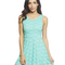 Bow lace skater dress | wet seal