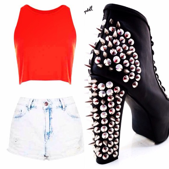 spikes stoods jeffery cambell jeffrey campbell jeffrey campbell lita lita platform
