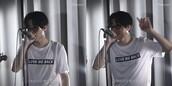 t-shirt,기리보이,quote on it,menswear,supreme,tumblr,aesthetic,giriboy,white t-shirt