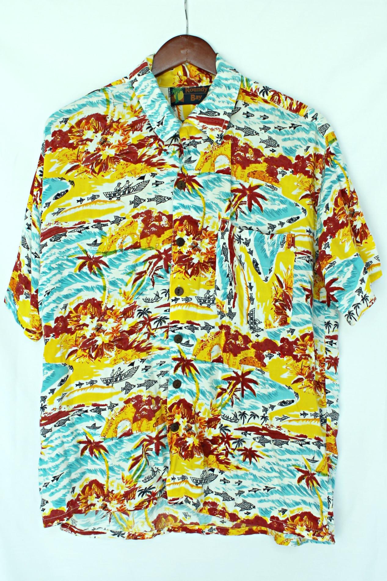 Down By The Bay Button-Down Shirt | Just Vu