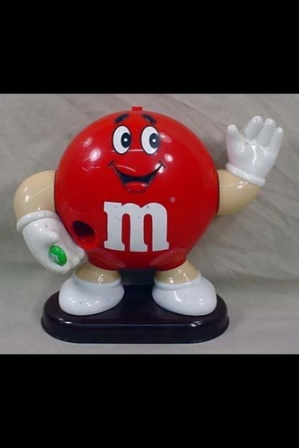home accessory m& m&m candy food