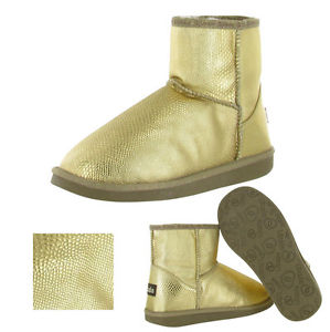 Ukala by emu australia lena mini women's boots merino sheepskin
