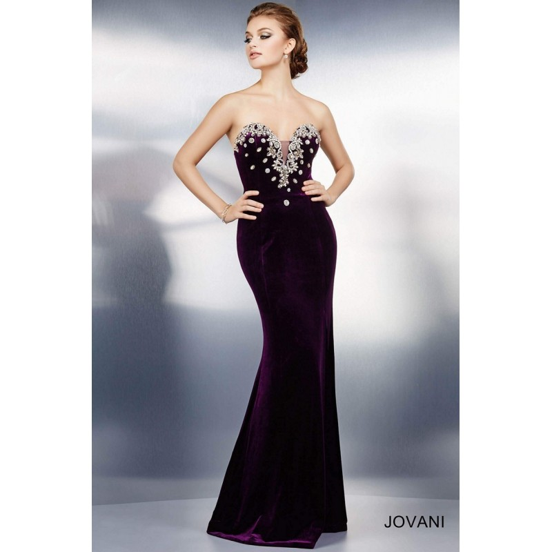 e07ac5679b Jovani 98943 Evening Dress - 2018 New Wedding Dresses