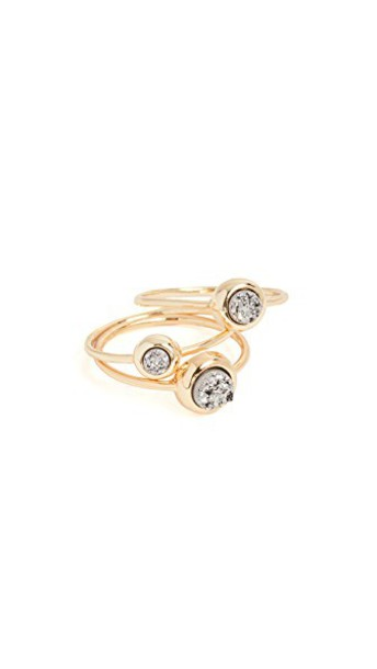 ring gold silver jewels