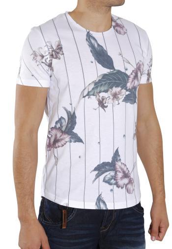 Soms Garden White - T-Shirts