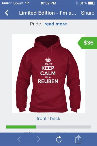 jacket hoodie reuben help