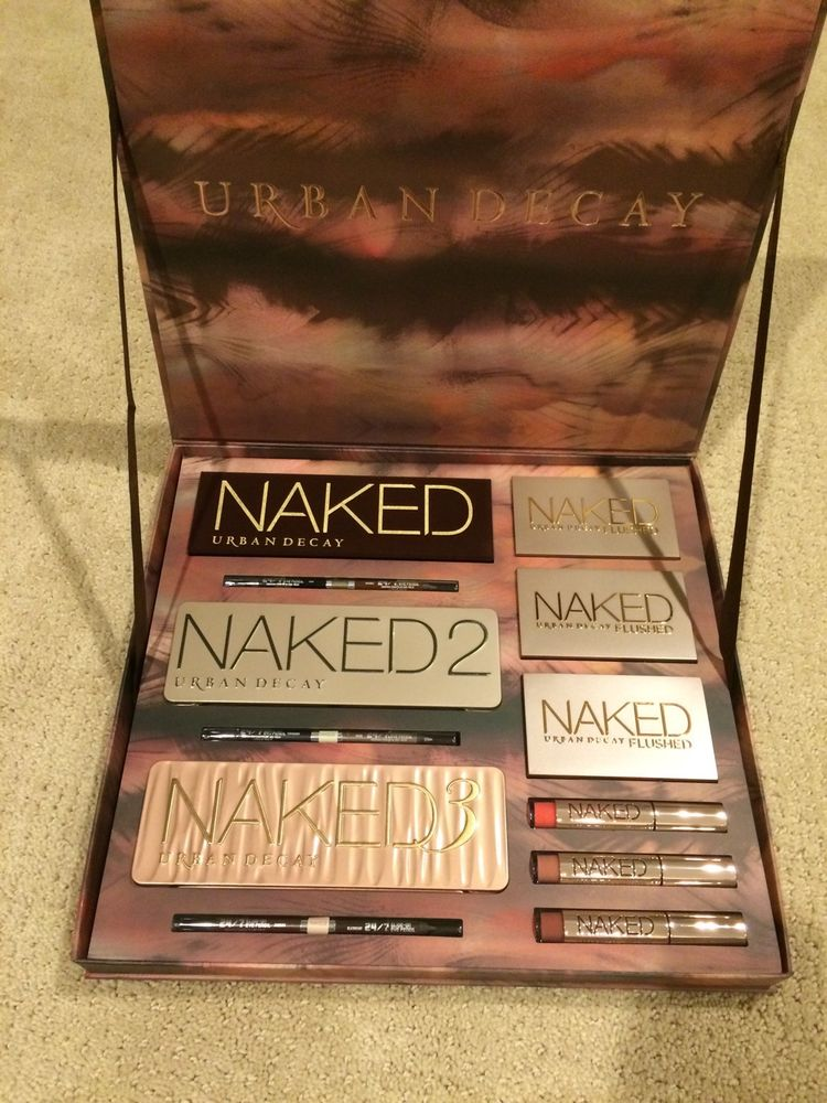 Naked vault urban decay ebay picture 72