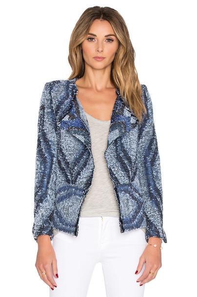 Iro jacket blue