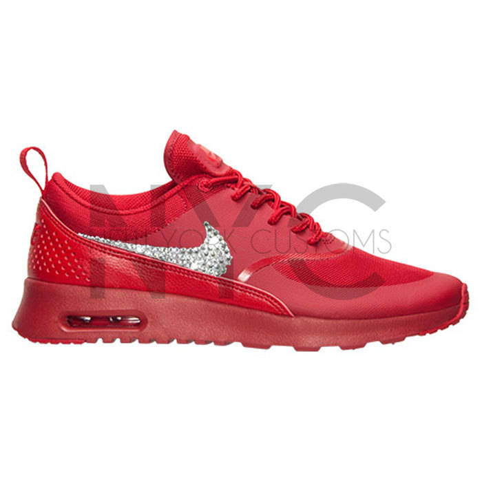 Blinged Out Running Shoes