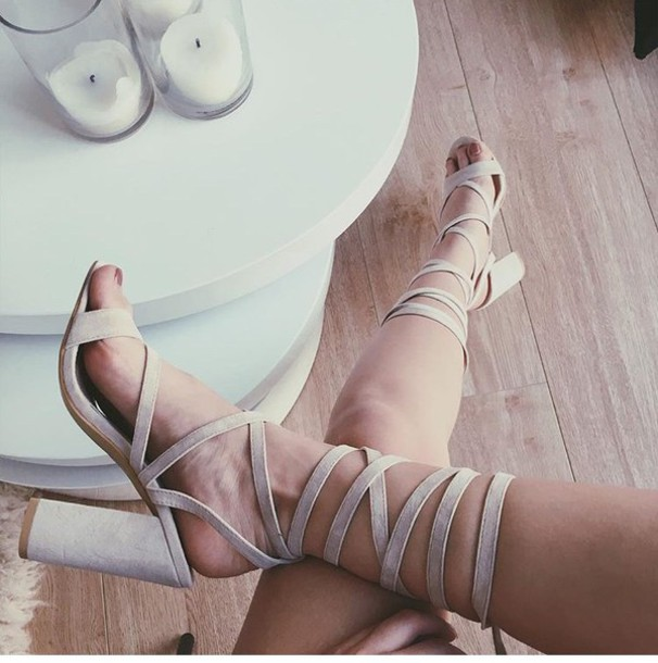 shoes, lace-up shoes, heels, prom, sexy