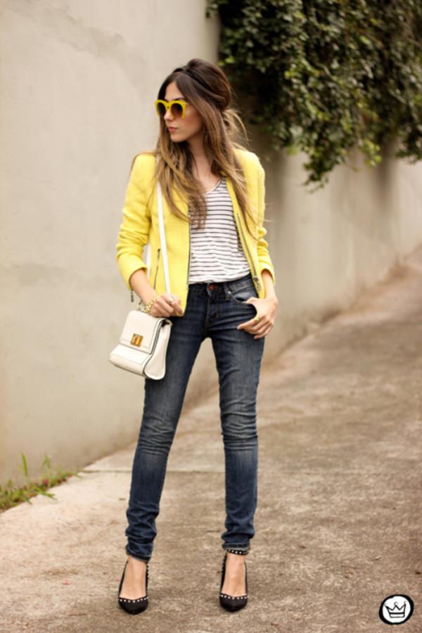 fashion coolture blogger bag sunglasses
