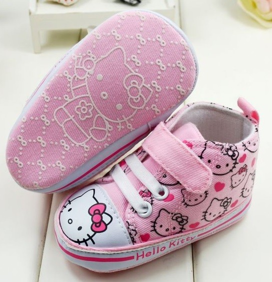 baby´s market                  - Hello Kitty pink heart