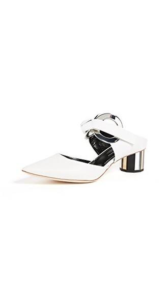 heel pumps white shoes
