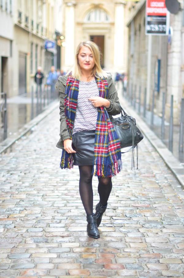paris grenoble blogger blouse petit bateau
