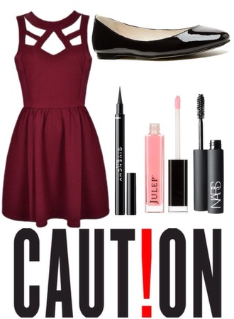 dress burgundy cut-out dreas cute outfits