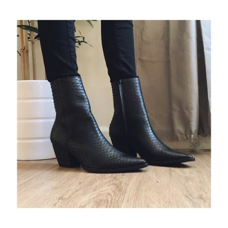 acacia brinley boots heels booties ankle boots