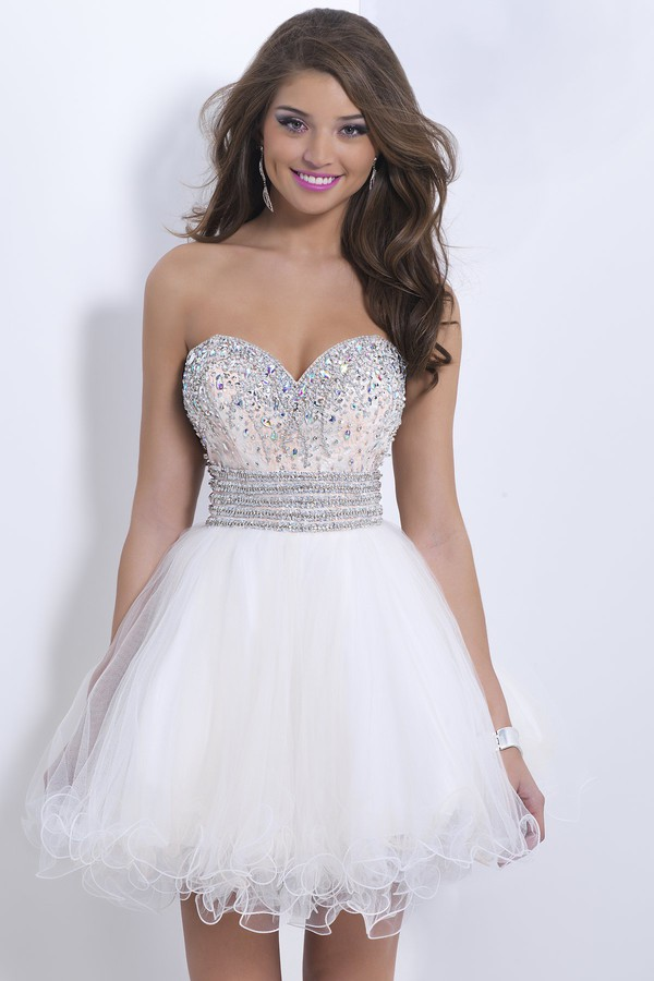 elegant dress white dress party dress cocktail dress homecoming dress organza  dress 2014 2014 short party gown