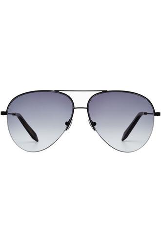 classic sunglasses aviator sunglasses grey