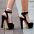 Gold Ankle Cuff Bracelet – Glamzelle