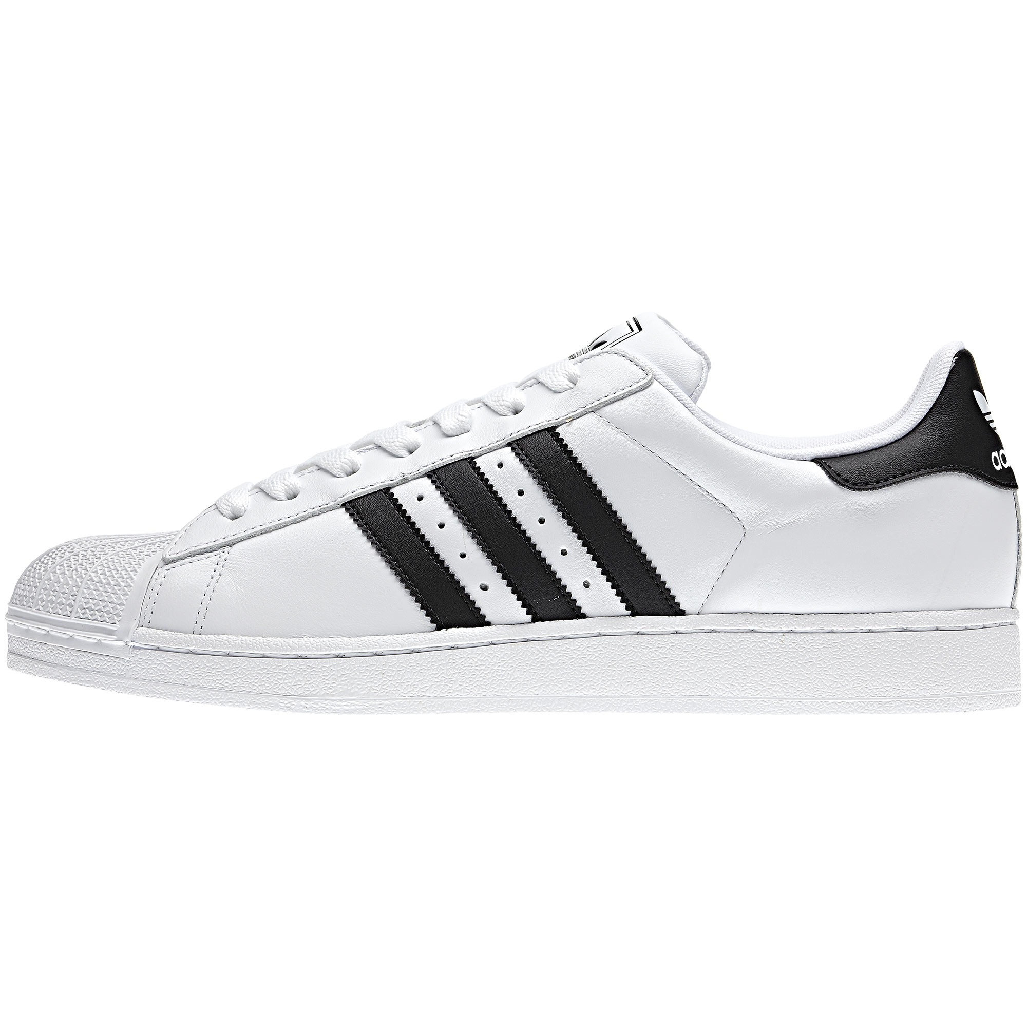 Cheap Adidas Superstar Boost PK (White & Core Black) END.
