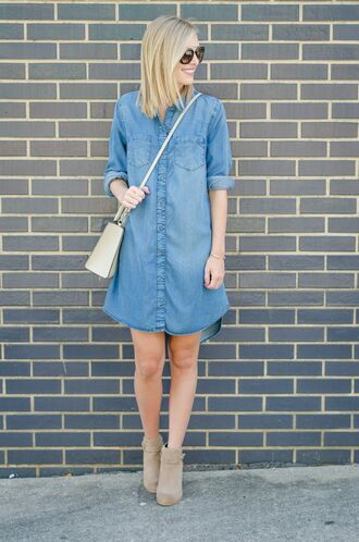 life with emily blogger dress bag sunglasses shoes jewels