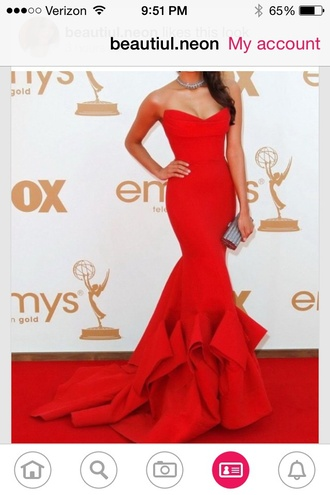 dress red dress prom dress long dress