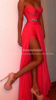 Aliexpress.com : Buy 2014 Sexy Vestidos De Fiesta V Neck Beading Cap Sleeve See Through Back A Line Long Evening Dress Plus size from Reliable cap high suppliers on Suzhou dreamybridal Co.,LTD