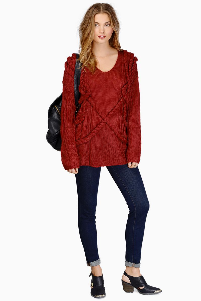 Skylar sweater $70