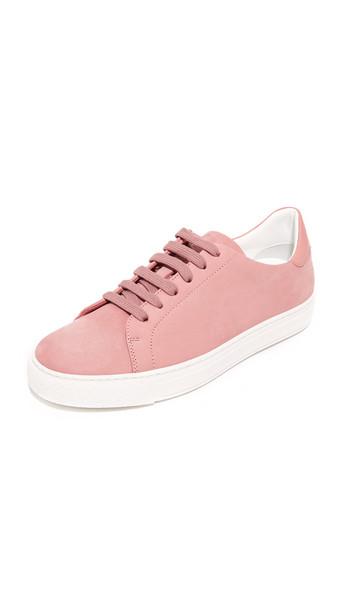 Anya Hindmarch Tennis Shoe Wink Sneakers - Powder Pink