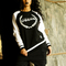 Class of 2014 u.o.e.n.o. raglan crewneck - blazin' clothing brand