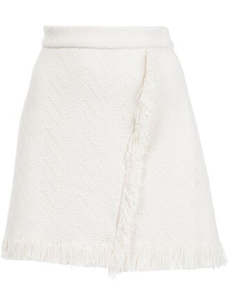 skirt women white cotton