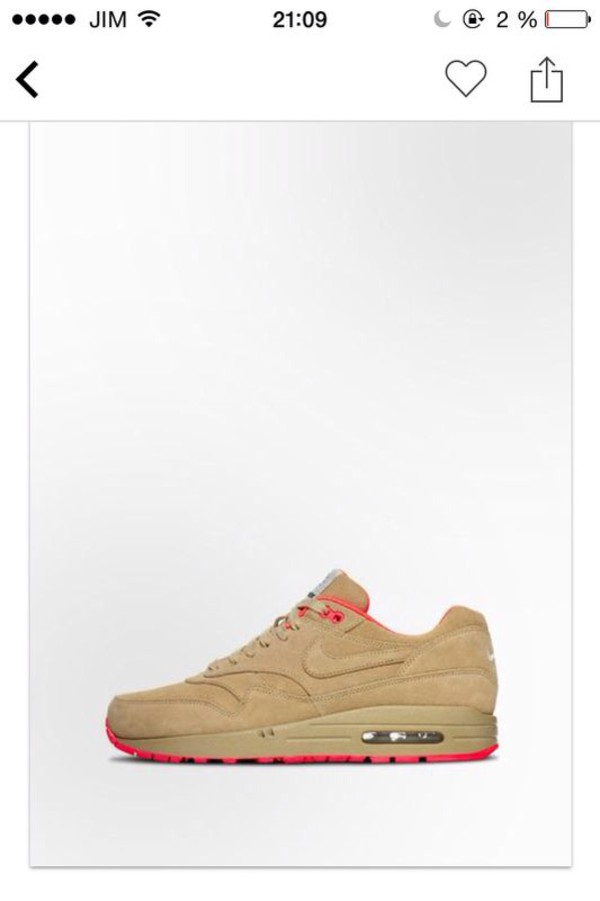 shoes air max beige nike air max 90 fashion hipster