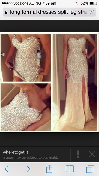 sparkle dress jewlery