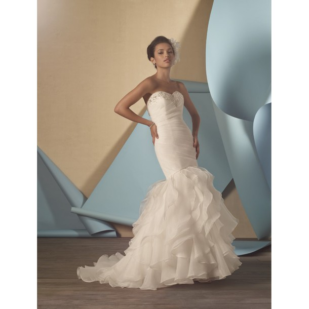 Dress Wedding Prom Dresses On Sale Alfred Angelo Modern