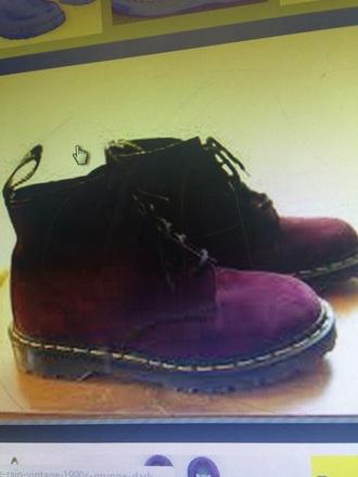 rain vintage 1990 grunge doc marten
