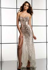 Terani 1318P at Prom Dress Shop