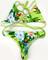 Tropical reversible bikini reversible bikini