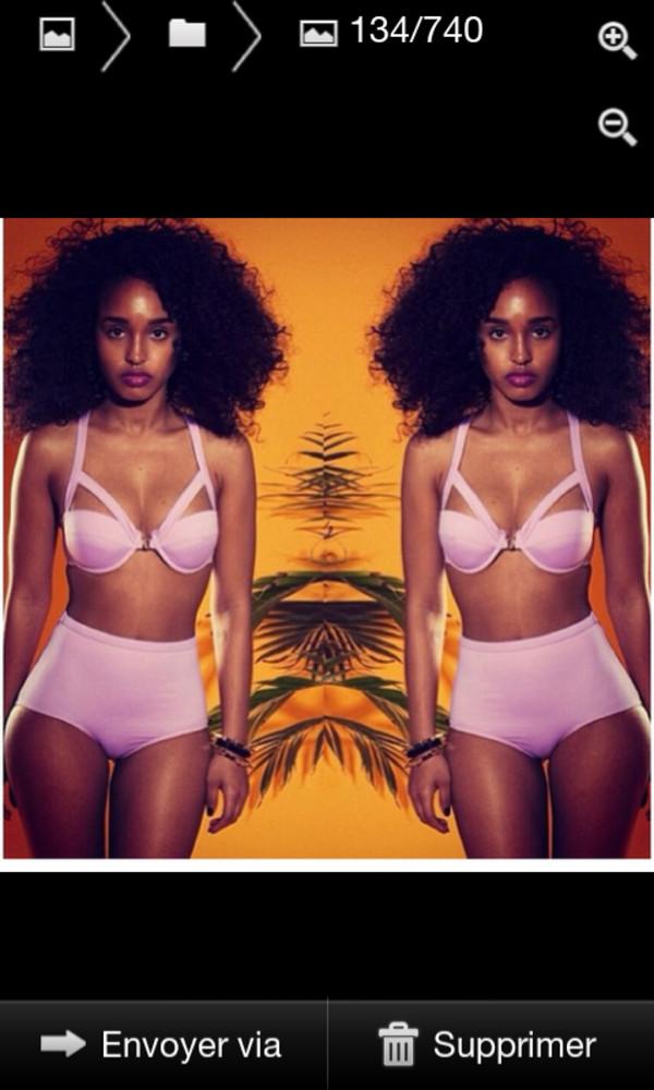 swimwear pink swimwear beautiful