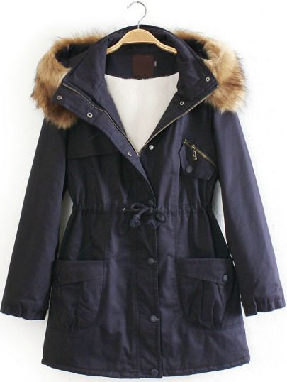 Navy Parka Coat Womens - Coat Nj