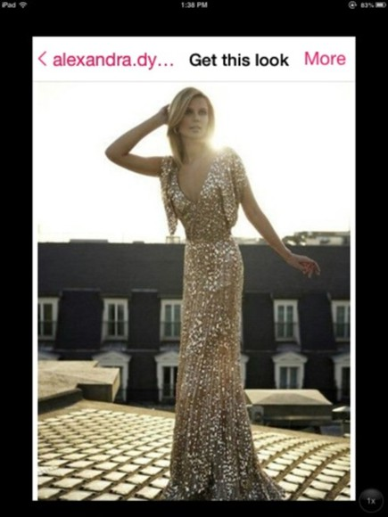 dress sexy red carpet prom prom dress sequin maxi dress cute gold sparkly maci chic classic