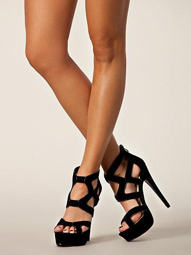 Angela, Sugarfree Shoes