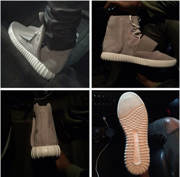 shoes kanye west suede shoes
