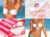 swimwear,victoria's secret bikini,bikini,bikini top,trendy,summer,beach,summer bikini top,summerish