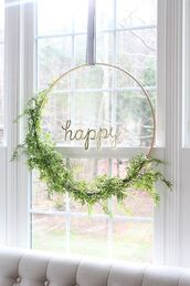 home accessory,flowers,happy,dreamcatcher,floral,hoop wreath