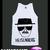 Breaking Bad Shirt Walter White Shirt Werner Heisenberg Shirt Jesse Pinkman Shirt Tshirt Singlet Vest R10404 Tank Top - Tanks Tops & Camis | RebelsMarket