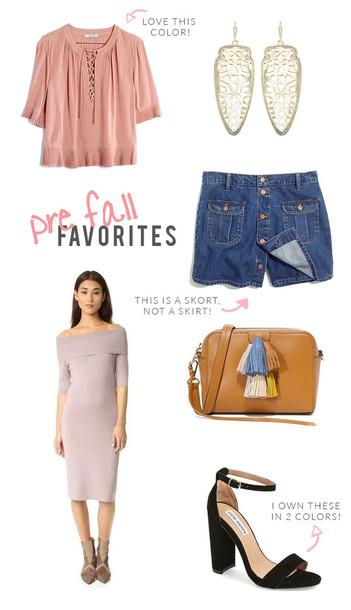 blogger top jewels dress
