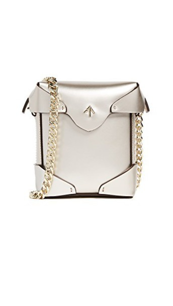 manu atelier bag metallic